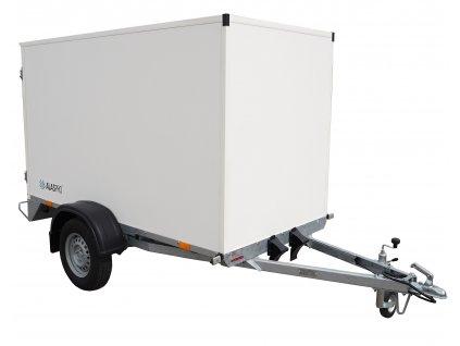 skříňový přívěsný vozík alaspro