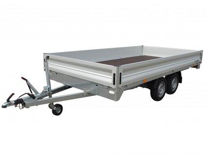 přívěsný vozík valník Cargo