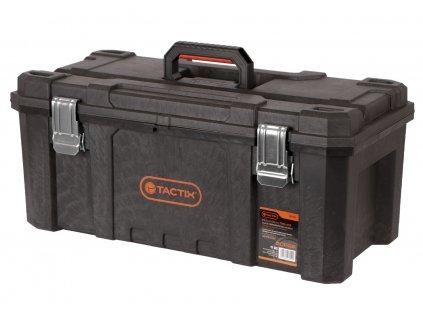 Plastový vodotěsný kufr na nářadí, 662 x 334 x 290 mm