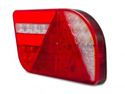 Svítilna Lucidity GloTrac sdružená LED 12-24V, L-BL/BR/KO/CO/ML, baj6
