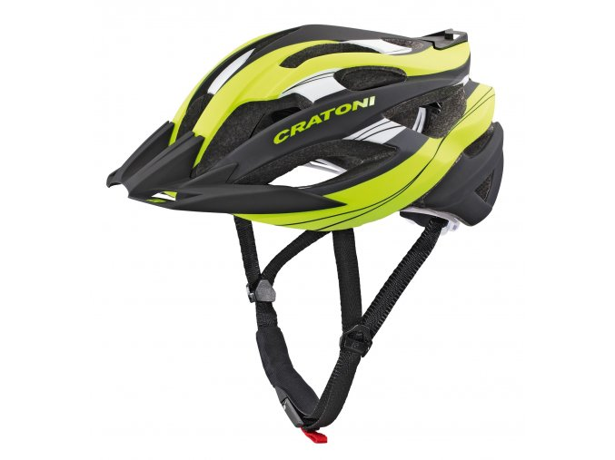 C-Tracer lime-black rubber