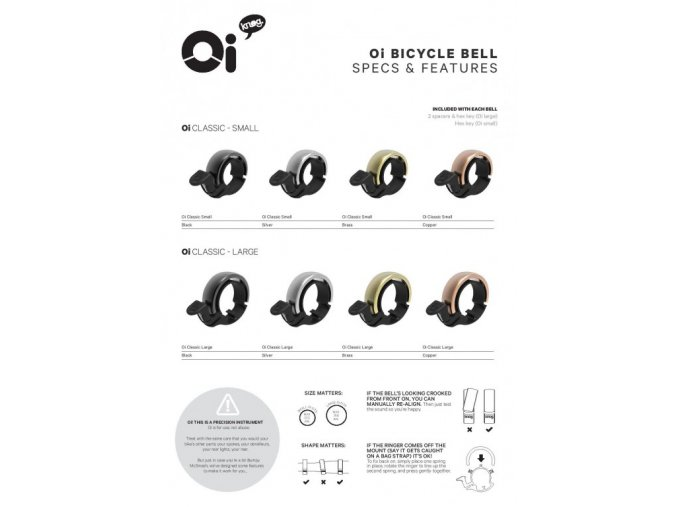Knog Oi Bell Classic