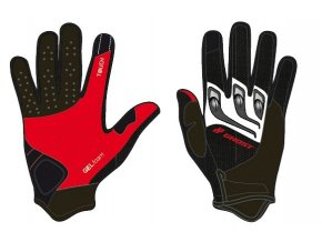 Rukavice AM red / black