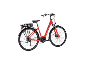 OVERVOLT URBAN 400 Bosch RED