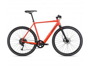 Orbea Gain F40 Red