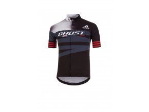 Dres / Jersey Adidas Team Replica night black/star white/riot red