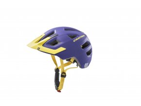 MAXSTER PRO | purple-yellow matt