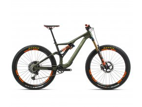 Orbea Rallon M Ltd 2020 green