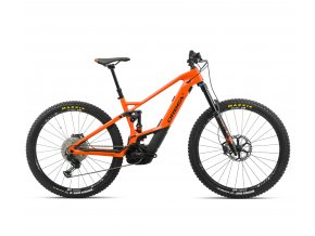 Orbea Wild FS M10 2020 Orange