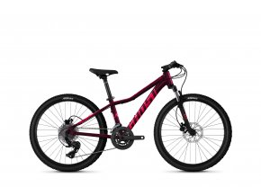 """Lanao 24"""" Essential - Blackberry / Electric Pink"""