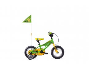 POWERKID 12 GREEN / YELLOW / RED