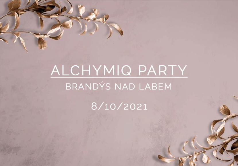 AlchymiQ party v Brandýse nad Labem
