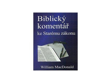 Biblický komentář ke Starému zákonu