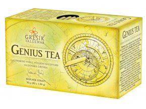 104286 genius tea bal 20 x 1 5 g prebal