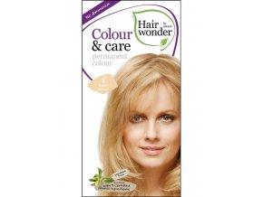 Přírodní dlouhotrvající barva Světlá blond 8 100ml