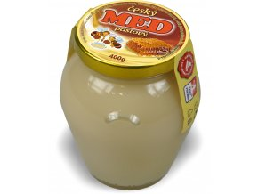 Med květový pastový 400 g