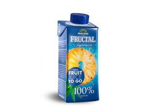 Fructal superior ananas 100% 200ml