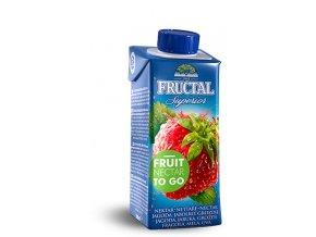 Fructal superior jahoda 200ml