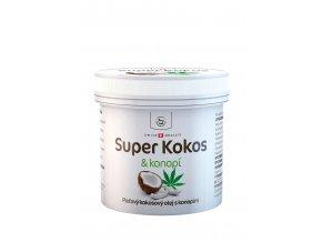 Super kokos & konopí 150 ml