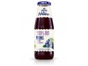 Bio Šťáva NATURA borůvka 0,7l