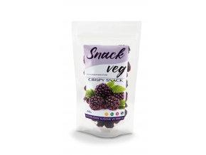 Zdravé ovoce - lyofilizované ostružiny 40g