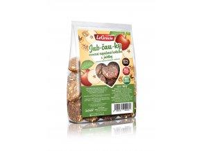 Ovocné nepečené sušenky Jab-čau-ky 150 g