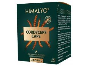 Cordyceps caps 60 kapslí