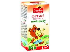 Bio Dětský čaj urologický Medvídek 20x1,5g
