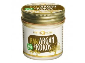 Bio Argan a kokos raw 120ml