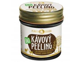 Bio kávový peeling 110g