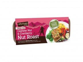 Ořechová pečeně Brusinky, kešu a bylinky 200g