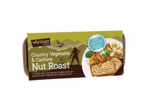 Ořechová pečeně Farmářská zelenina, kešu a bylinky 200g