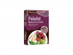 Falafel bezlepková směs Červená řepa a chilli 150g