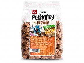 Polštářky cereální arašídové 500g