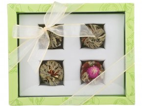 Adikia zelená set kvetoucích čajů