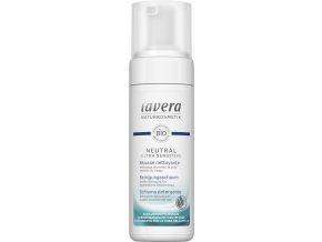 Lavera Neutral ultra sensitive Čistící pěna 150ml
