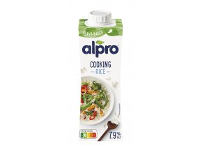 Rýžová alternativa smetany na vaření 250ml