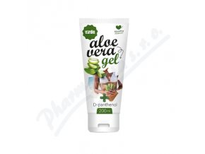 ALOE VERA GEL S D-PANTHENOLEM (200ML)