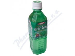 ALOE VERA OKF NATURAL BEZ CUKRU (500ML)