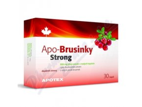 APO-BRUSINKY 500MG (CPS 30)