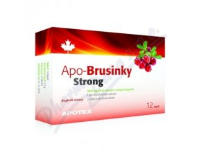 APO-BRUSINKY STRONG 500MG (CPS 12)