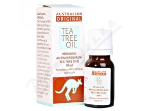 Australian Original Tea Tree Oil 100%  (10ml)