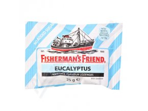 FISHERMAN S FRIEND MODRE (25G)