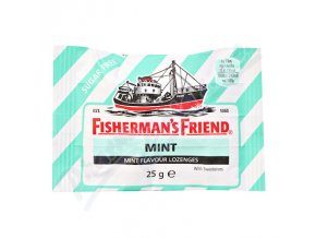 FISHERMAN S FRIEND ZELENE (25G)