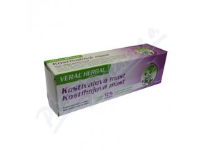 HERBACOS VERAL HERBAL KOSTIVALOA MAST (100ML)