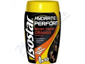 ISOSTAR H&P PRASEK ORANGE (400G)