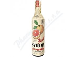 KITL SYROB GRAPEFRUIT (500ML)