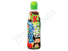Kubík Play ice tea jablko-broskev PET (400ml)