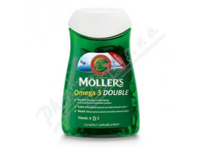 Mollers Omega 3 Double (cps 112)