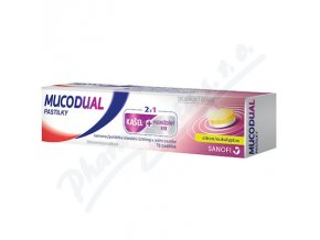 Mucodual 80-5mg (pst 18)
